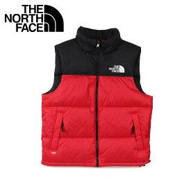 THE NORTH FACE 1996 RETRO NUPTSE VEST ノースフェイス ダウンベスト ベスト レトロ ヌプシ アウター メンズ レッド NF0A3JQQ