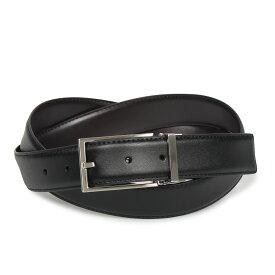 Calvin Klein 32MM REVERIBLE BELTSET カルバンクライン ベルト メンズ リバーシブル ブラック ブラウン 黒 74310