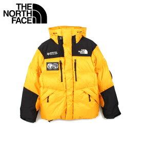 THE NORTH FACE 7SE HIM PARKA GTX TNF JACKET ノースフェイス ジャケット ダウンジャケット セブンサミット ヒマラヤン パーカー ゴアテックス アウター メンズ イエロー NF0A3MJB