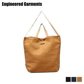 ENGINEERED GARMENTS CARRY ALL TOTE エンジニアドガーメンツ バッグ トートバッグ ショルダーバッグ メンズ レディース 2WAY ブラック ネイビー ブラウン 黒 19F1D005