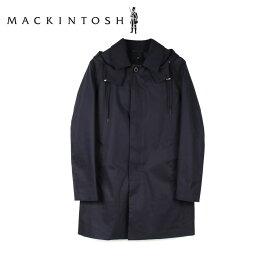 Mackintosh DUNOON HOOD マッキントッシュ ダヌーン フード コート ダウンコート メンズ ネイビー GM-1004FD
