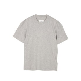 【最大1000円OFFクーポン】 MAISON MARGIELA T SHIRT メゾンマルジェラ Tシャツ 半袖 メンズ グレー S50GC0600-856M