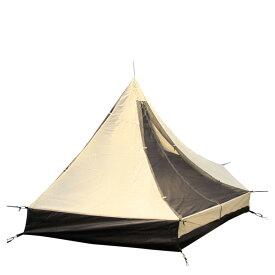 Canadian East CETO1024 カナディアンイースト 小川キャンパル ピルツ12 ハーフインナー テント ピルツ12 ブラック用 ファミリー 5人 6人用 コラボ アウトドア キャンプ用品 ブラック 黒