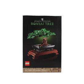 【最大600円OFFクーポン】 LEGO CREATOR EXPERT BONSAI TREE レゴ クリエイター エキスパート 盆栽 おもちゃ ブロック 遊具 レゴブロック オトナレゴ ホビー 模型 インテリア ディスプレイ おしゃれ マルチカラー 10281