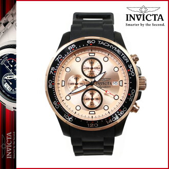 INVICTA imbikuta鐘表45mm 7374 SIGNATURE II CHRONOGRAPH人