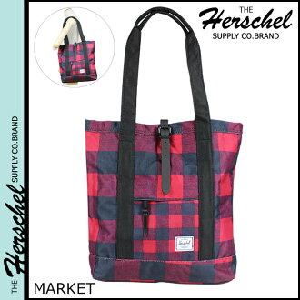 [SOLD OUT]Herschel Supply赫謝供給大手提包MARKET 10029 00533男子的女士