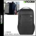 INCASE インケース バックパック リュック CL55532 ブラック ICON PACK - NYLON メンズ [4/11 再入荷]