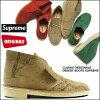 克拉克斯原件 Clarks 原件沙漠靴最高法院和設計男裝沙漠啟動最高合作