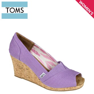 TOMS SHOES汤姆鞋凉鞋WOMEN'S SUSTAINABLE WEDGES汤姆汤姆鞋