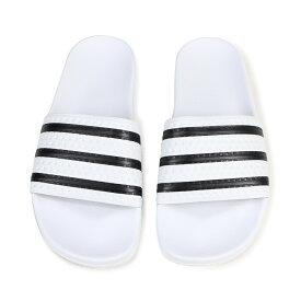 d9b41b973776 adidas Originals ADILETTE アディダス オリジナルス アディレッタ サンダル シャワーサンダル メンズ レディース ホワイト  280648