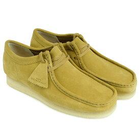 Clarks WALLABEE クラークス ワラビー ブーツ メンズ 26128360 靴 ベージュ