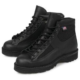 【最大600円クーポン】 Danner PATROL 6 ダナー パトロール 6 ブーツ メンズ MADE IN USA EEワイズ ブラック 黒 25200