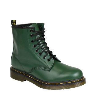 1460 8EYE BOOT GREEN 11822207