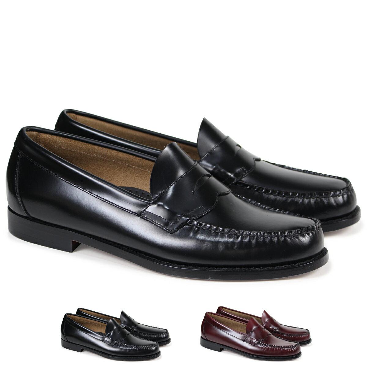 G.H. BASS LOGAN ローファー ジーエイチバス メンズ 70-10944 70-10949 靴 2カラー [6/6 再入荷]