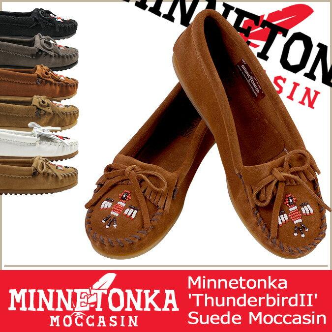 MINNETONKA THUNDERBIRD II ミネトンカ モカシン サンダーバード 2 レディース