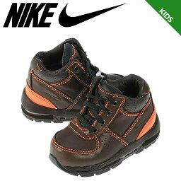 NIKE耐吉空氣最大運動鞋嬰兒小孩AIR MAX GOADOME TD空氣最大戈爾半圓形屋頂311569-223鞋棕色