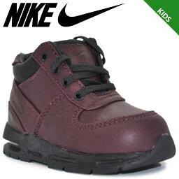 NIKE耐吉空氣最大運動鞋嬰兒小孩AIR MAX GOADOME TD空氣最大戈爾半圓形屋頂311569-600鞋紫