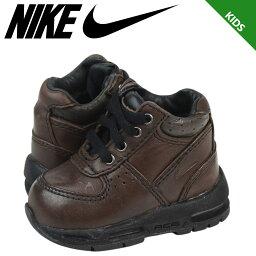 NIKE耐吉空氣最大運動鞋嬰兒小孩AIR MAX GOADOME TD空氣最大戈爾半圓形屋頂311569-224鞋棕色