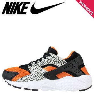 0156275494e2 NIKE Nike haratilland sneakers Womens HUARACHE RUN SAFARI GS 820341-100  shoes Orange