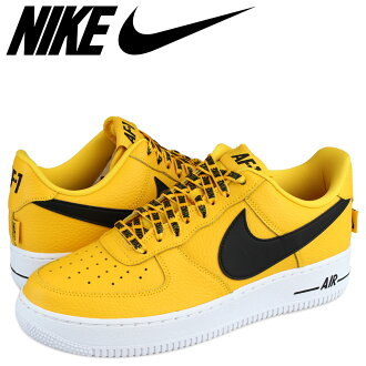 hot sale online ed68a f91d8 NIKE AIR FORCE 1 NBA Nike air force 1 07 LV8 sneakers 823,511-701 mens shoes  yellow load planned Shinnyu load in reservation product 111 containing