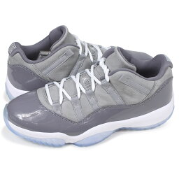 NIKE AIR JORDAN 11 RETRO LOW耐吉空氣喬丹11重新流行低運動鞋人528895-003灰色[預訂商品5/12左右打算進貨新入貨物]