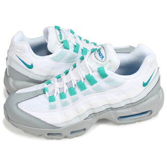 quality design a2b4d 5ad05 NIKE AIR MAX 95 ESSENTIAL Kie Ney AMAX 95 essential sneakers men 749,766-032  light blue load planned Shinnyu load in reservation product 629  containing