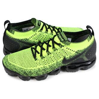 314ece8f3438 Nike NIKE air vapor max fried food knit 2 sneakers men AIR VAPORMAX FLYKNIT  2 neon yellow 942