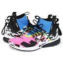 62bae40fbe Nike ah7832 600 ws a. NIKE Kie Ney apr strike sneakers men ACRONYM アクロニウム AIR  PRESTO MID AH7832-600 pink [load planned Shinnyu load in reservation ...
