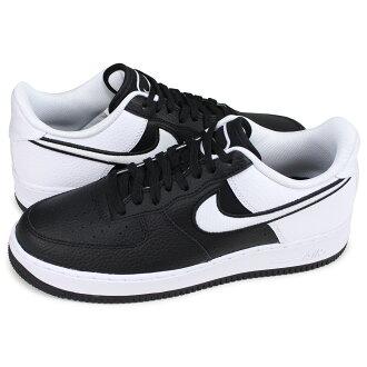 timeless design 746d9 f8a02 Whats up Sports  Nike NIKE air force 1 sneakers men AIR FORCE 1 07 LV8  black AO2439-001   Rakuten Global Market