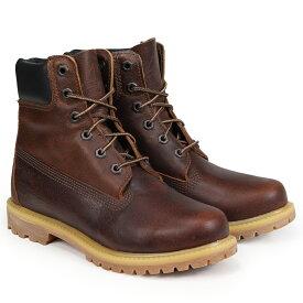 Timberland 6-INCH PREMIUM BOOTS ティンバーランド ブーツ 6インチ メンズ レディース Wワイズ ブラウン A1TLM