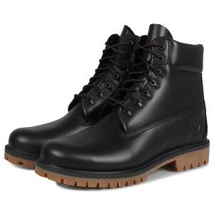 【最大600円OFFクーポン】 Timberland 6INCH CLASSIC WATERPROOF BOOT ティンバーランド ブーツ 6インチ クラシック メンズ ウォータープルーフ ブラック 黒 A22WK