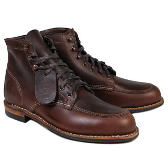 55f4be996aa WOLVERINE Wolverene 1,000 miles boots 1000MILE work boots COURTLAND BOOT D  Wise W00278 brown