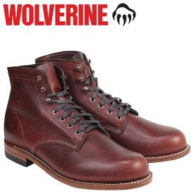 WOLVERINE ウルヴァリン 1000マイル ブーツ 1000 MILE BOOT Dワイズ W05299 ラスト ワークブーツ メンズ [10/31 追加入荷]