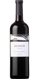 ■【お取寄せ】ベンチ ナイツ ヴァレー メルロー[2017] [ ワイン 赤ワイン カリフォルニアワイン ソノマ ]