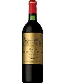 ■【お取寄せ】シャトー デュルフォール ヴィヴァン[1962] [ ワイン 赤ワイン フランスワイン ボルドーワイン ]