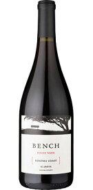 ■【お取寄せ】ベンチ ソノマ コースト ピノ ノワール[2017] [ ワイン 赤ワイン カリフォルニアワイン ソノマコースト ]