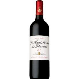 ■【お取寄せ】 オー メドック ド ジスクール[2015] [ ワイン 赤ワイン フランスワイン ボルドーワイン ]