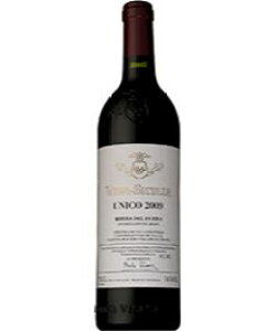 ■【お取寄せ】 ボデガス ベガ シシリア ウニコ[2009] [ ワイン 赤ワイン スペインワイン カスティーリャイレオン ]