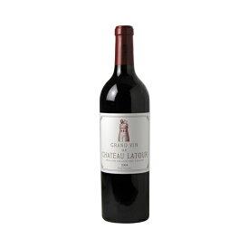 ■お取寄せ CH.ラトゥール [2004] [ 赤 ワイン フランス ボルドー ]