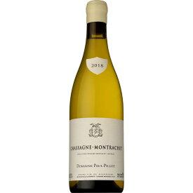 ■お取寄せ ドメーヌ ポール ピヨ シャサーニュ モンラッシェ ブラン [2018] [ 白 ワイン フランス ブルゴーニュ ]