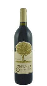 ■【お取寄せ】スペンカー エステート ジンファンデル[2013] [ ワイン 赤ワイン カリフォルニアワイン ロダイ ]