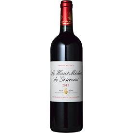 ■お取寄せ ル オー メドック ド ジスクール [2015] [ 赤 ワイン フランス ボルドー ]