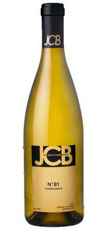 ■ジェーシービー No. 81 シャルドネ ソノマ コースト[2014] 750ml JCB N°81 Chardonnay Sonoma Coast[2014] 【出荷:7〜10日後】