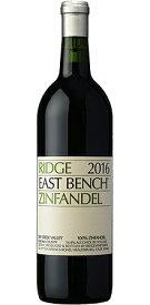 【正規品】リッジ イースト ベンチ ジンファンデル[2016] [ ワイン 赤ワイン カリフォルニアワイン ソノマ ]