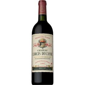■お取寄せ シャトー ラルシ デュカス [1987] [ 赤 ワイン フランス ボルドー ]