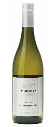 大沢ワインズ フライングシープ ソーヴィニヨンブラン[2013] Osawa Wines Flying Mouton Sauvignon Blanc[2013]△