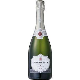 ■【お取寄せ】グラハム ベック ワインズ グラハム ベック ブリュット ゼロ[2012] [ ワイン スパークリングワイン 南アフリカワイン ウエスタンケープ ]