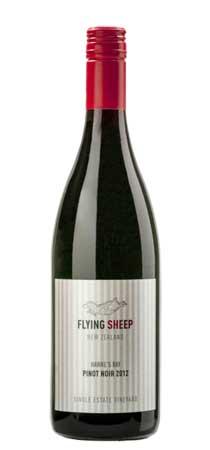 ●大沢ワインズ フライング シープ ピノノワール[2014]