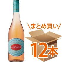 ■【12本セット】 グラハム・ベック ワインズ ゴージャス ピノノワール/シャルドネ <ギフトボックス入>[2016]ロゼ(750ml) Graham Beck Wines Gorgeous Pinot Noir-Chardonnay[2016]【出荷:7〜10日後】