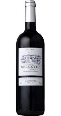 ■CH.ベルヴュー[2012]赤(750ml) Chateau Bellevue[2012]【出荷:7〜10日後】